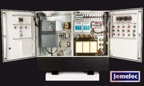 158 kVA Frequency Converter Photo
