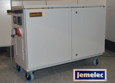 6 kVA Jempac Frequency Converter Photo
